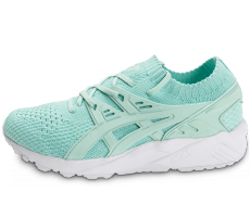 Chaussures Asics Gel Kayano Trainer Knit verte