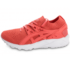 Chaussures Asics Gel Kayano Trainer Knit rose