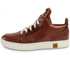 Chaussures Timberland Amherst High Top Chukka marron