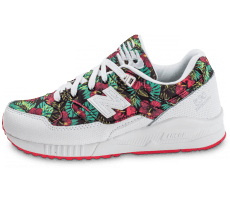 Chaussures New Balance W530 TCA Floral print