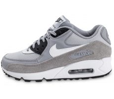 Chaussures Nike Air Max 90 W grise