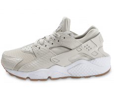 Chaussures Nike Air Huarache Run SE W beige