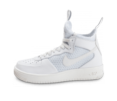 Chaussures Nike Air Force 1 UltraForce Mid W blanche