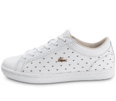 Chaussures Lacoste Straightset 117 blanche