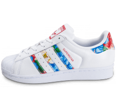 Chaussures adidas Superstar W Multicolor