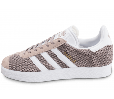 Chaussures adidas Gazelle W Mesh grise