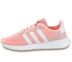 Chaussures adidas Flashback W rose