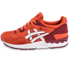 Chaussures Asics Gel Lyte V orange