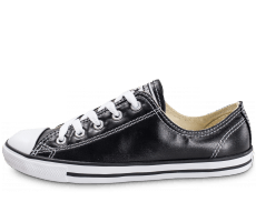 Chaussures Converse Chuck Taylor All Star Dainty OX noire