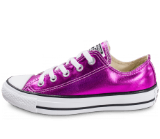 Chaussures Converse Chuck Taylor All Star OX Metallic magenta