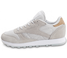 Chaussures Reebok Classic Leather Sea Worn grise
