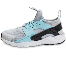 Chaussures Nike Huarache Run Ultra Enfant Pure platinum