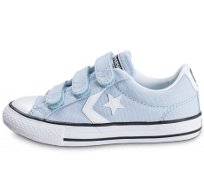 Chaussures Converse Star Player 3V Ox Enfant bleue