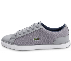 Chaussures Lacoste Lerond Nylon Junior grise