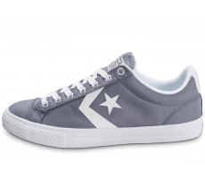 Chaussures Converse Star Player Ev OX Junior grise