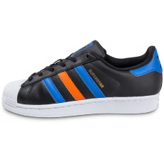 Chaussures adidas Superstar Core Junior noire