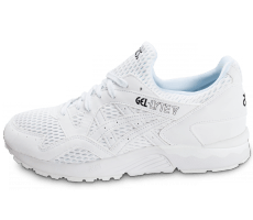 Chaussures Asics Gel Lyte V blanche
