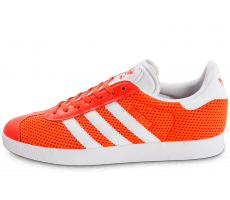 Chaussures adidas Gazelle Mesh orange
