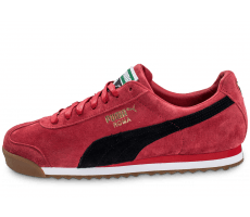 Chaussures Puma Roma Gents rouge