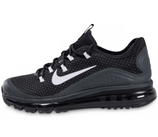 Chaussures Nike Air Max More noire