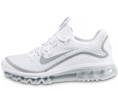 Chaussures Nike Air Max More blanche