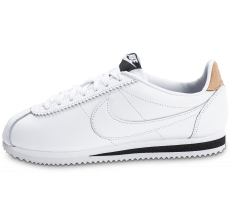 Chaussures Nike Cortez Leather Se blanche