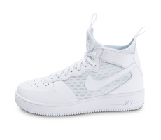 Chaussures Nike Air Force 1 UltraForce Mid blanche