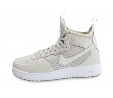 Chaussures Nike Air Force 1 UltraForce Mid Light bone