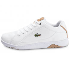 Chaussures Lacoste Deviation blanche