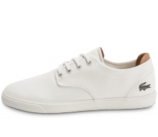 Chaussures Lacoste Espere blanche