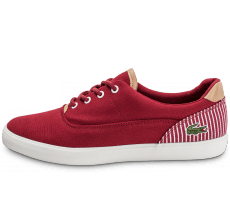 Chaussures Lacoste Jouer 117 rouge