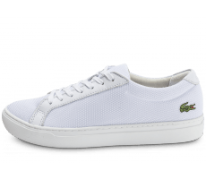 Chaussures Lacoste L.12.12 blanche