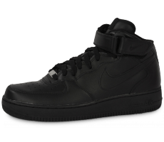 Chaussures Nike AIR FORCE 1 MID 07 NOIRE