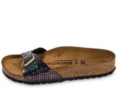 Chaussures Birkenstock Madrid Snake multicolor