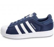 Chaussures adidas Superstar Nylon Junior bleu marine