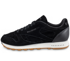 Chaussures Reebok Classic Leather SG noire