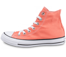 Chaussures Converse Chuck Taylor All-Star Hi Orange