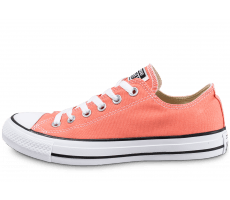 Chaussures Converse Chuck Taylor All-Star Low W orange