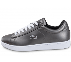 Chaussures Lacoste Carnaby Evo W grise
