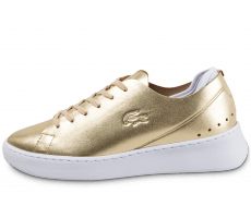 Chaussures Lacoste Eyyla 317 or