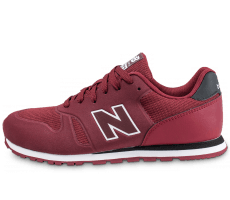 Chaussures New Balance KD373 BDY Junior bordeaux