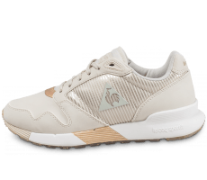 Chaussures Le Coq Sportif Omega X W Striped Sock Sparkly
