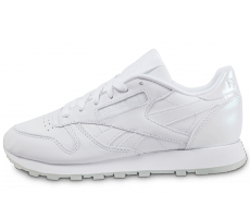 Chaussures Reebok Classic Leather L W blanche