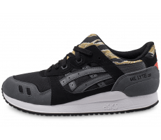 Chaussures Asics Gel Lyte III Junior Black Carbon