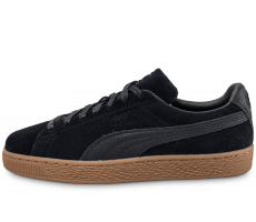 Chaussures Puma Suede Classic Organic Warmth noire