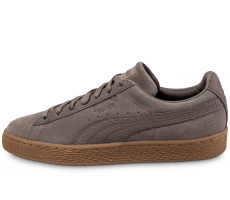 Chaussures Puma Suede Classic Organic Warmth Falcon