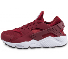 Chaussures Nike Air Huarache Run bordeaux