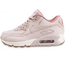 Chaussures Nike Air Max 90 W Leather rose