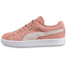 Chaussures Puma Suede Classic W rose