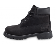 Chaussures Timberland 6-inch Premium Boot enfant noire